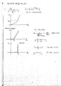 Vezbe-Osnovi analogne elektronike-Elektrotehnicki fakultet II verzija 06-07