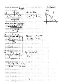 Vezbe-Osnovi analogne elektronike-Elektrotehnicki fakultet I verzija 06-07