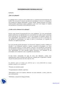 Enfermedades Neurologicas - Apuntes - Clinica Medica