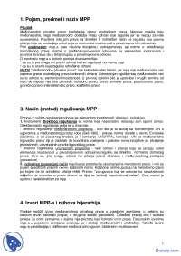 Medjunarodno privatno pravo-Skripta-Pravni fakultet