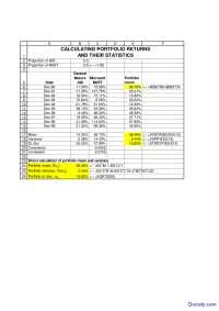 Osnovno o finansijskim statitstikama-Skripta-Analiza rizika i portfolio strukture-Slajdovi-Ekonomski fakultet