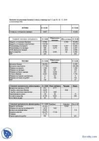 Izvestaj o novcanom toku banaka-Vezbe-Teorija i politika bilansa-Ekonomski fakultet