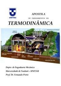 Fundamentos da Termodinamica, Notas de estudo de Engenharia Mecânica