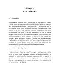 I satelliti terrestri - Appunti di meccanica del volo atmosferico parte 2