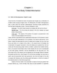 Nascita dell'astrodinamica - Appunti di meccanica del volo atmosferico parte 1 - inglese