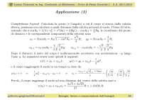 Slide - Fisica Generale I - Lezione 08 - Energia potenziale