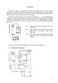 Memorije-Osnovi digitalne elektronike-Skripta-Elektrotehnicki fakultet