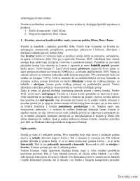 Arheologija zivotne sredine-Beleska-Arheologija-Filozofski fakultet_Part1