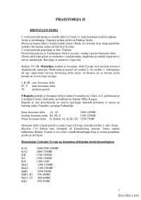 PRAISTORIJA 2-Beleska-Bronzano doba Egeje-Arheologija