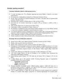 Skripta_Milinko-Opsta arheologija ranog srednjeg veka-Skripta-Arheologija