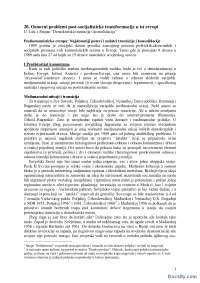 Demokratska tranzicija i konsolidacija,linc i stepan-Skripta-Teorije o drustvenim promenama-Sociologija
