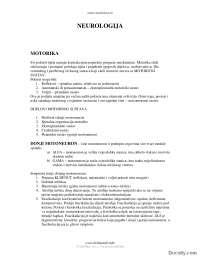 Neurologija-Skripta-Medicina