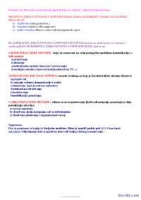 Ispitna Pitanja Ispit Sudska Medicina Medicina Ispiti Predlog Sudska Medicina Docsity