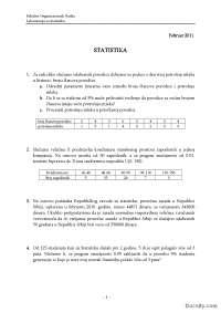 Kolokvijum 2011-Ispit-Statistika-Fakultet organizacionih nauka (1)