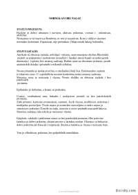 Normalan nalaz-Beleske-Otorinolaringologija