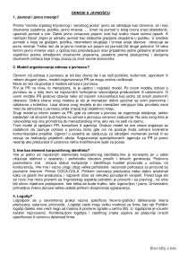 Odnosi sa javnoscu mala skripta-Skripta-Odnosi sa javnoscu-Kultura i mediji