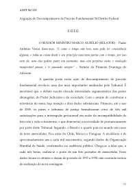 ADPF54, Notas de estudo de Direito