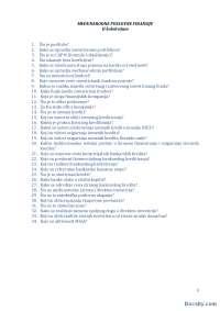 Pitanja-Ispit-Medjunarodne poslovne finansije-Menadzment