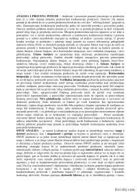 Analiza i procena ponude-Skripta-BIZNIS PLAN-Menadzment