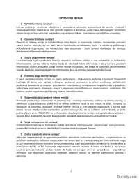 Interna revizija pitanja-Ispit-Revizija-Menadzment