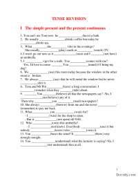 Test vremena-Ispit-Engleski jezik 1-Fakultet organizacionih nauka1, Ispiti' predlog Engleski jezik