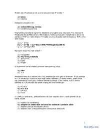 Pitanja-ISpit-Racunarske mreze i telekomunikacije-Informacioni ssitemi i tehnologije 3