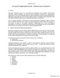 Kvalitet dokumentacije-Skripta-Upravljanje kvalitetom dokumentacije-Upravljanje kvalitetom 3