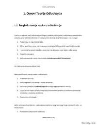 Osnovi teorije odlucivanja-Skripta-Teorija odlucivanja-Informacioni sistemii tehnologije 3 (4)