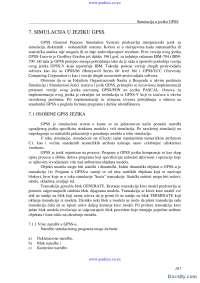 Simulacija u jeziku-Skripta-Simulacija i simulacioni sistemi-Informacioni sistemi i tehnolgija 4