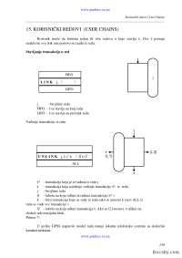 Korisnicki redovi-Skripta-Simulacija i simulacioni sistemi-Informacioni sistemi i tehnolgija 4