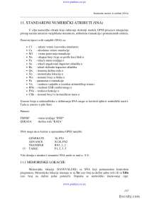 Standardni numericki atributi-Skripta-Simulacija i simulacioni sistemi-Informacioni sistemi i tehnolgija 4