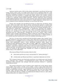Strukturna sistemska analiza-Skripta-Projektovanje informacionih sistema-Informacioni sistemi i tehnologija 4