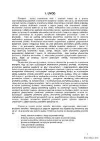 Elementi prometnog sistema-Seminarski rad-Ekonomika-Saobracajni fakultet