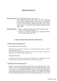 Prometno pravo-Skripta-Promet i infrastruktura-Saobracajni fakultet
