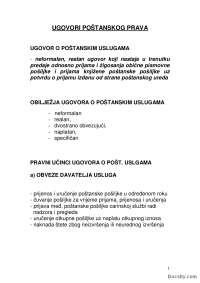 Odgovornosti_za_stetu-Beleska-Promet i infrastruktura-Saobracajni fakultet