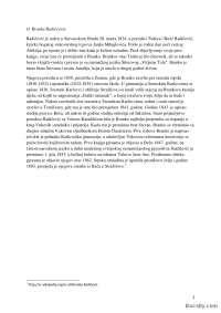 Poezija Branka Radicevica-Seminarski rad-Knjizevnost