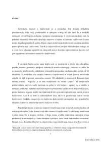 Smerovi istrazivanja knjizevnosti-Seminarski rad-Teorija knjizevnosti-Knjizevnost
