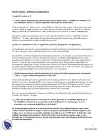 Derecho Administrativo español - Derecho Administrativo - Derecho