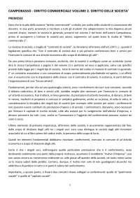 Riassunto esame Diritto Commerciale II - Campobasso - Vol 2