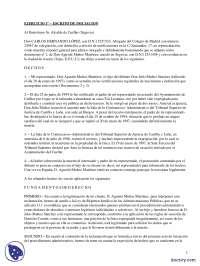 Derecho Administrativo - Prácticas - Derecho Administrativo - Derecho