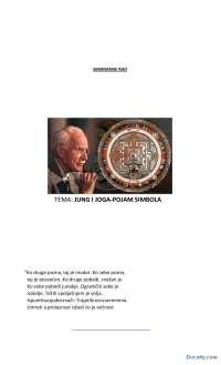 Jung i joga pojam simbola-Seminarski rad-Psihologija