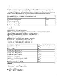Trazado de diagramas de dientes de sierra - Prácticas - Ingeniería de Materiales