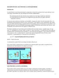 Descripción del gavímetro - Prácticas - Geodesia y Geofísica - Ingeniería en Geodesia y Cartografía