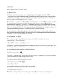 Síntesis de P-Nitroanilina - Prácticas - Experimentación en Síntesis Química - Química