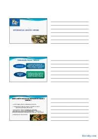 Interakcije lekova i hrane-Slajdovi-Dijetetika-Farmacija