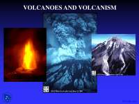 Volcanoes, Volcanism - Dynamic Earth - Lecture Slides