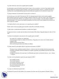 Causas de la Segunda Guerra Mundial - Prácticas - Ciencias Sociales - Enseñanzas Medias