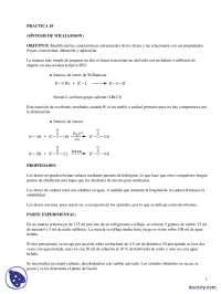 Síntesis de Williamson - Prácticas - Química - Enseñanzas Medias