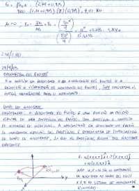 Notas de Aulas de Perdia Materia. Eng BOM - fent026, Notas de aula de Mecatrônica