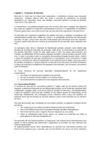 Estruturas de Mercado, Notas de estudo de Engenharia Informática